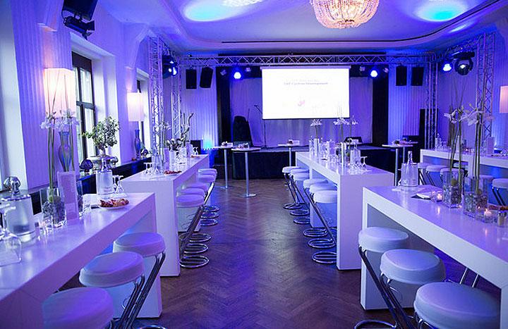 Tagungsraum Mit Flair Im Bootshaus Mannheim